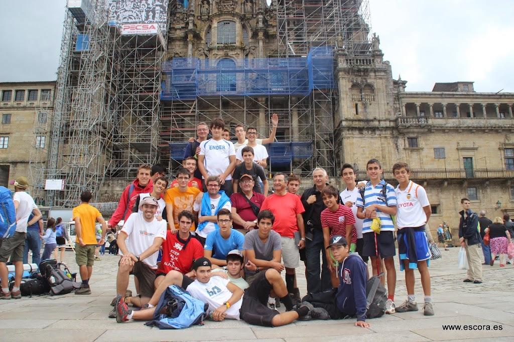 camino de santiago club juvenil escora canals valencia