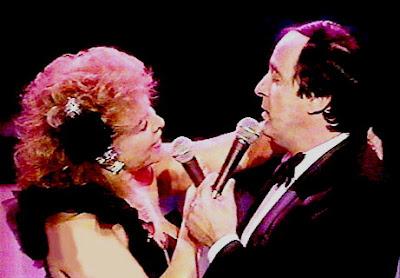 Nestor Fabian a duo con Violeta Rivas