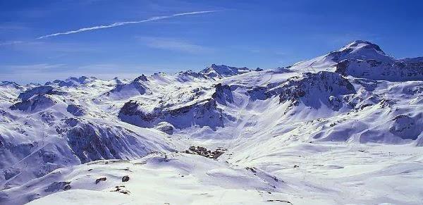 Férias Na Neve em Espace Killy, França