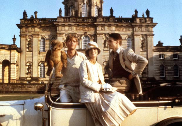 Image from the BBC miniseries of Brideshead Revisited