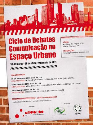 Ciclo de Debates na UFAM