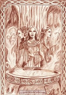 Cerridwen Cauldron A Tale Of Magic And Shapeshifting Image