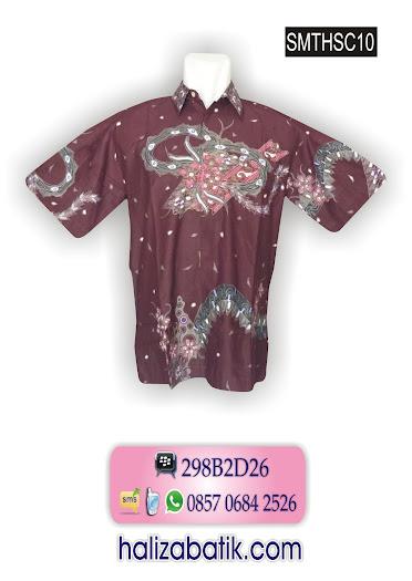 grosir batik pekalongan, Model Busana Batik, Batik Modern, Baju Batik Modern