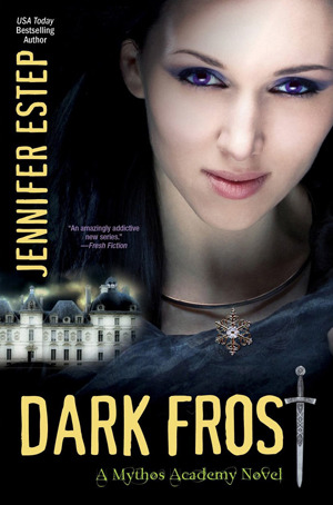 Review: Dark Frost by Janenifer Estep