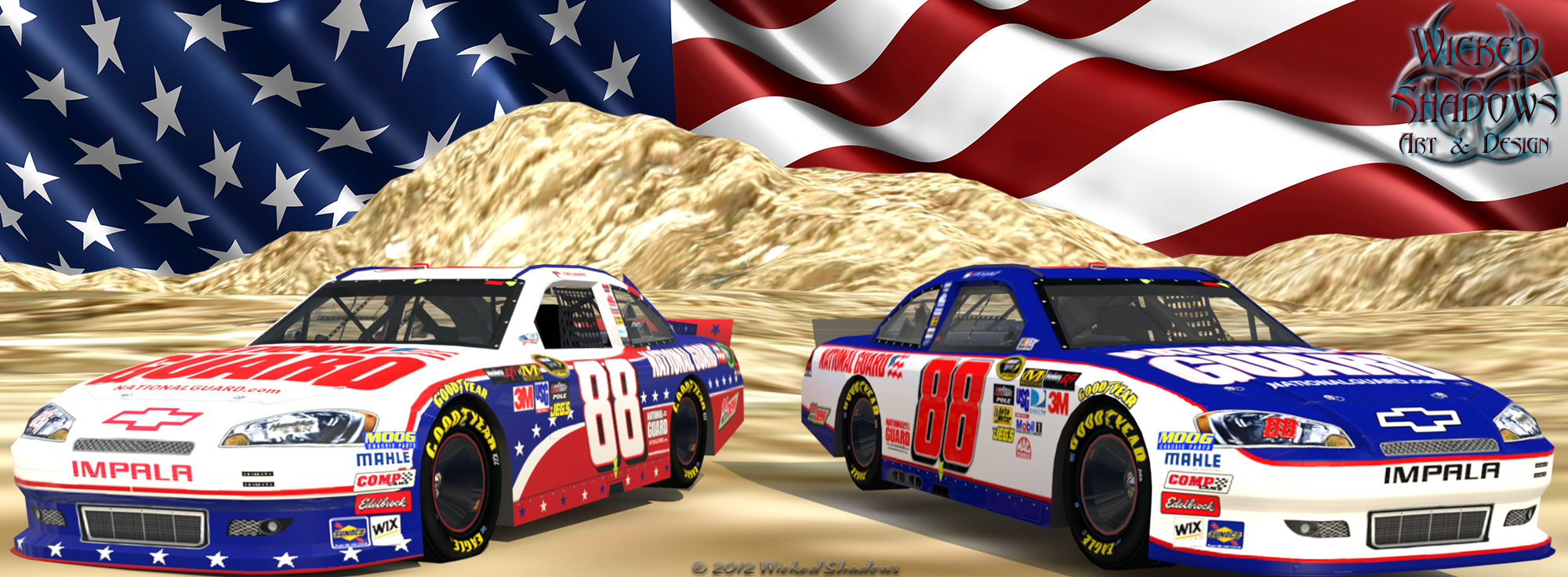 Wallpapers By Wicked Shadows Jimmie Johnson Nascar Unites: Wallpapers By Wicked Shadows: Dale Earnhardt Jr. Nascar