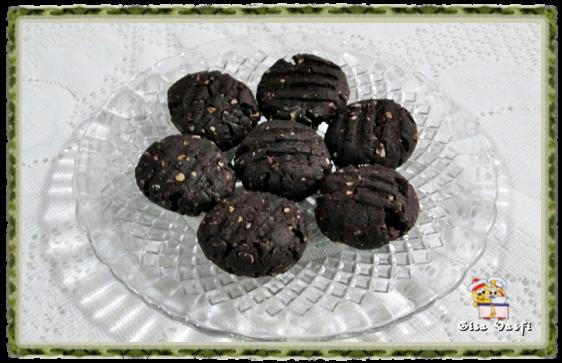 Biscoito de chocolate e aveia da Martinha 2