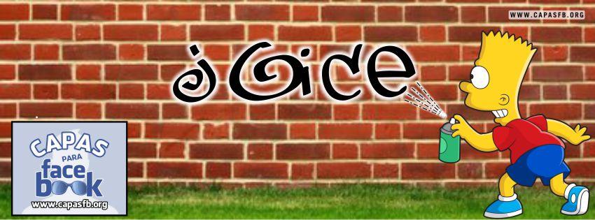 Capas para Facebook Joice