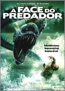 Download A Face Do Predador BRRip RMVB Dublado
