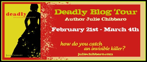 Tour: Interview & Giveaway with Julie Chibbaro