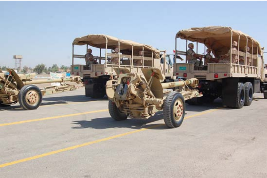 اكبر و اوثق موسوعة للجيش العراقي على الانترنت D30+towed