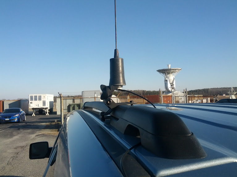 Cb Ham Radio Antenna Mount Jeep Patriot Forums