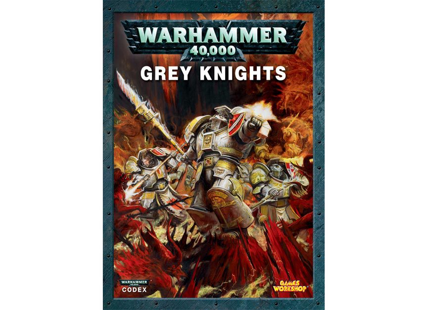 Grey Knights 6th Edition Codex Pdf