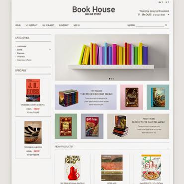 Book Store Magento #50899