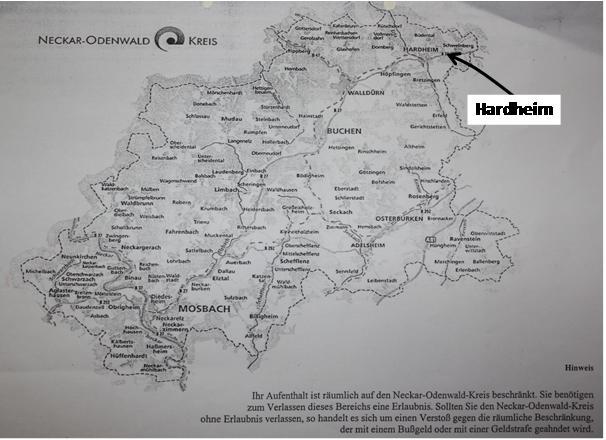 Isolationslager Hardheim