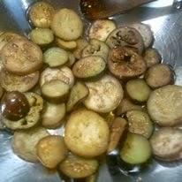 eggplant stirfry