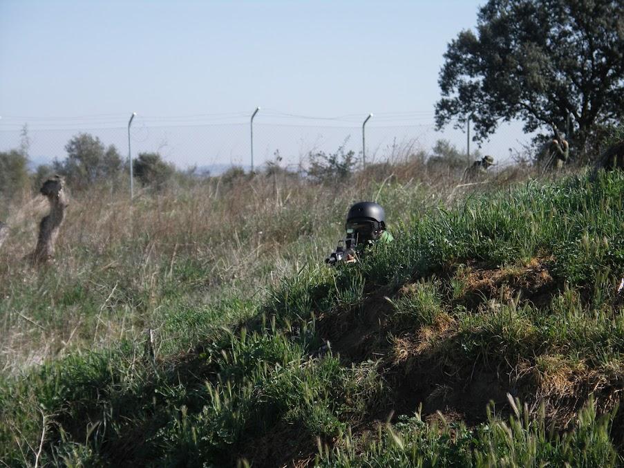 ¡¡EMBOSCADA!!!. La Granja. Partida abierta. 8-04-12. Fotos. PICT0110