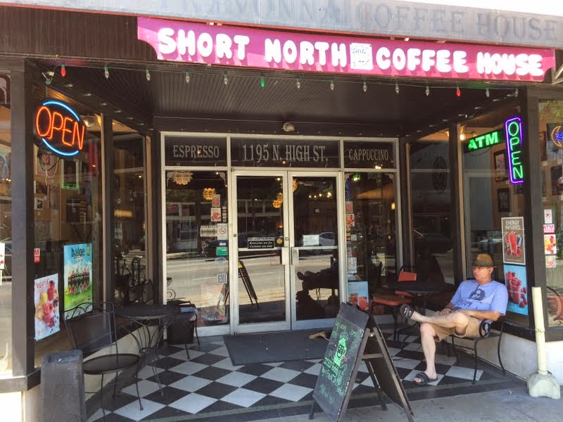 Coffee Columbus Ohio | Short North Coffee House at 1195 N High St, Columbus, OH