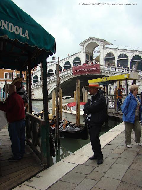Puente de Rialto, Gran Canal. Venecia, Italia, Elisa N, Blog de Viajes, Lifestyle, Travel