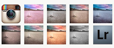 Los filtros de Instagram disponibles para Aperture y Lightroom