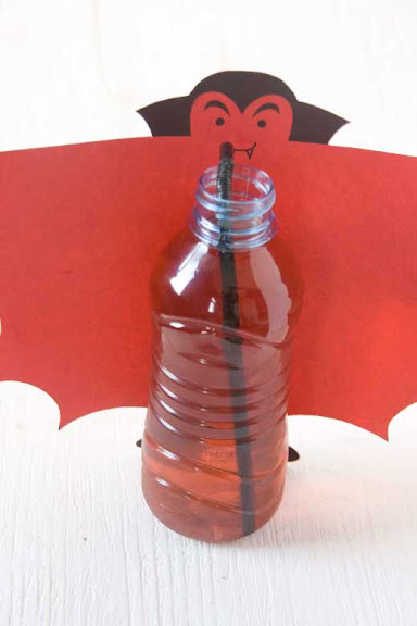 botella drácula