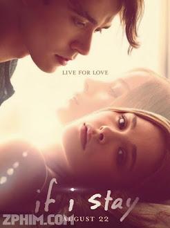 Nếu Em Ở Lại - If I Stay (2014) Poster