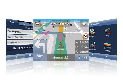 Navigator Free – Freeware Turn-by-Turn GPS Navigation