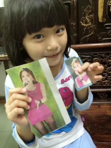Big J and her idol