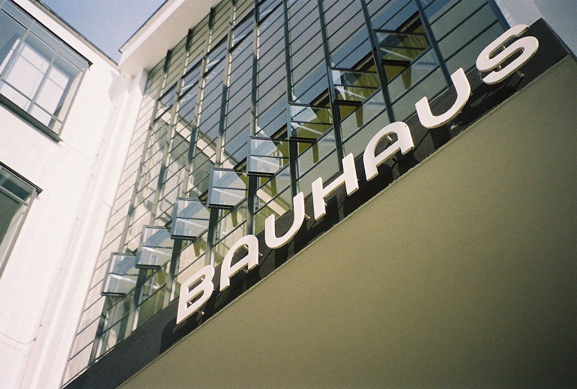 The Dessau Bauhaus