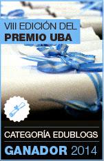 Ganador VIII Premio UBA
