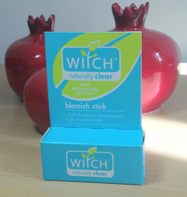 Witch Skin Care Naturally Clear Blemish Stick Reviews