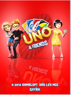 UAFa Game Uno and Friends tiếng việt cho điện thoại