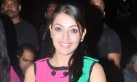 Kajal Agarwal at an award function