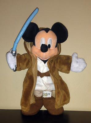 POD: Jedi Mickey