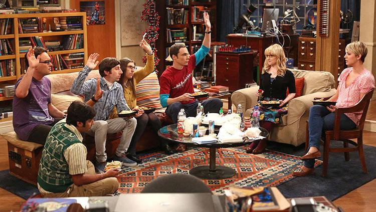 The Big Bang Theory ha evolucionado de ser una serie para frikis, a ser una serie para el gran público