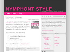 Nymphont Style