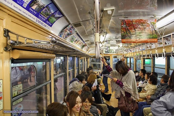 how to go from tokyo to hakone by train