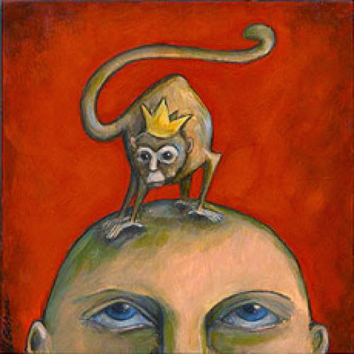 Quiet Please Taming Monkey Mind In Meditation