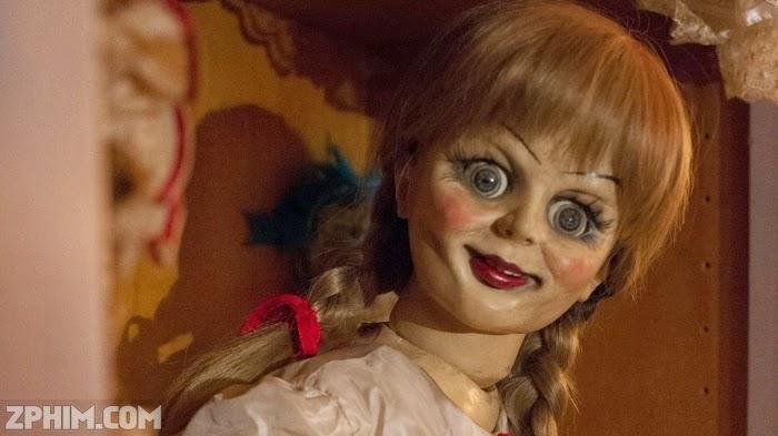 Ảnh trong phim Búp Bê Annabelle - Annabelle 1
