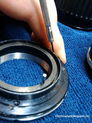 55mm camera, 55mm camera lens 6