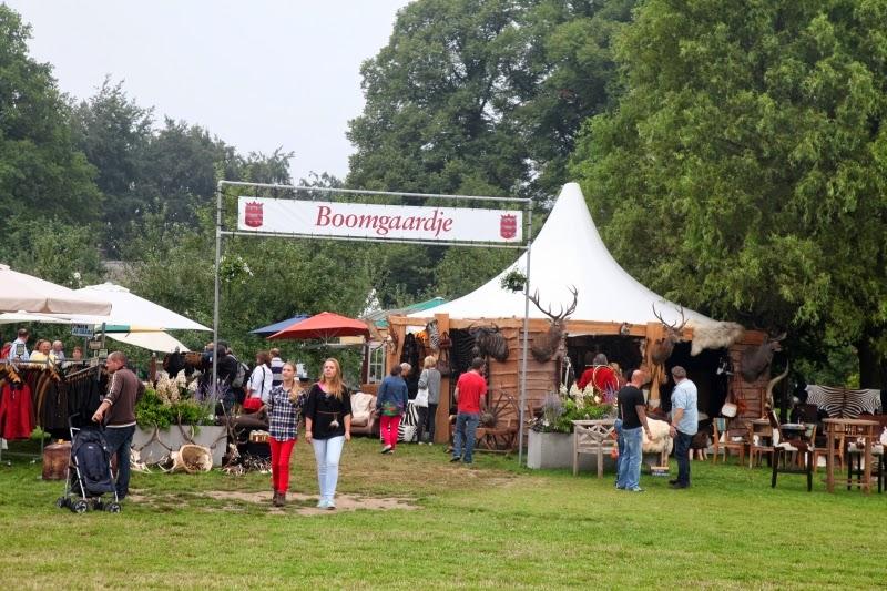 Landgoedfair 2014 op Heerlijkheid Mariënwaerdt
