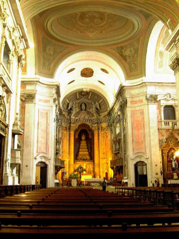 Лиссабон церковь да Граса