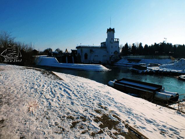 turbina timisoara iarna