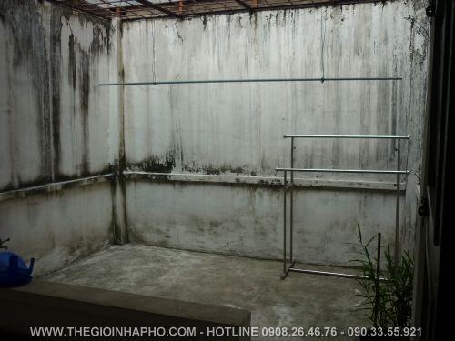 Bán nhà Bàn Cờ - Quận 3 giá 3, 8 tỷ - NT35