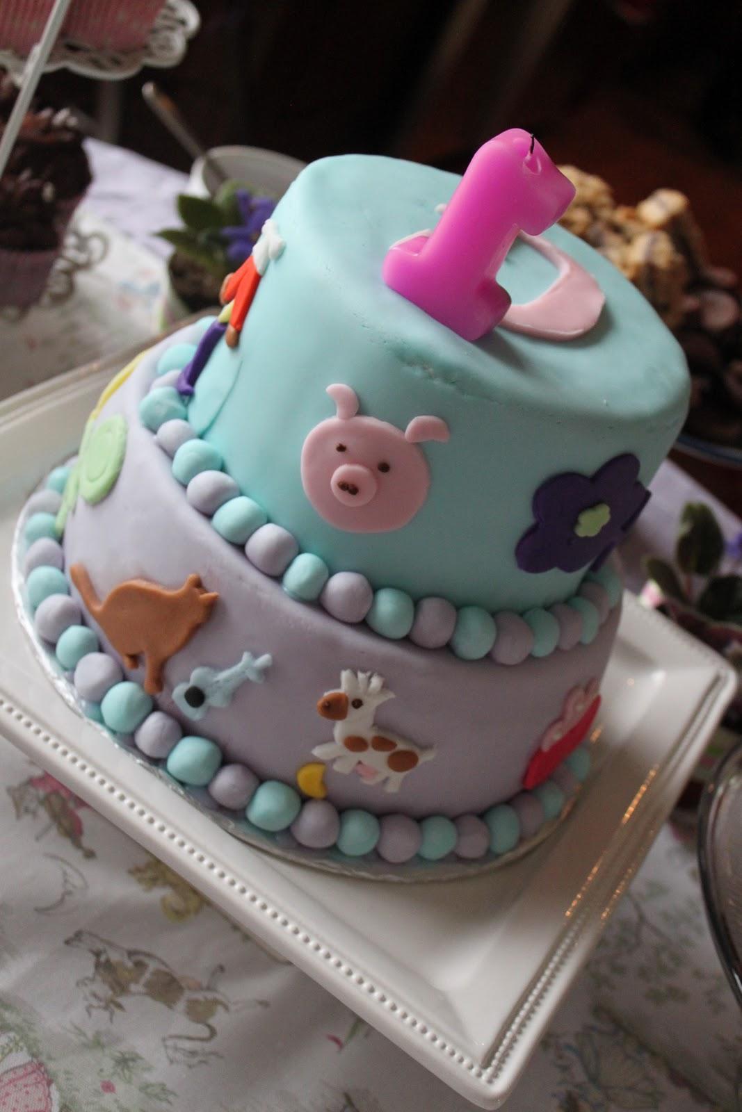 Cafe Coco Nursery Rhyme Birthday Party