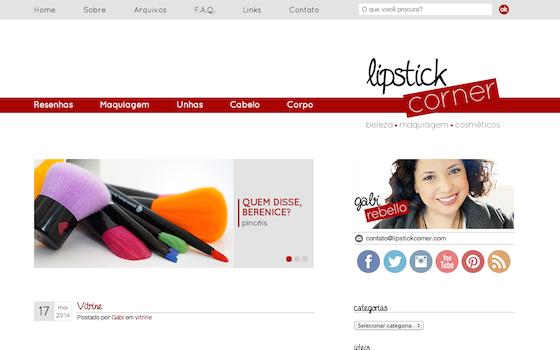 Lipstick Corner