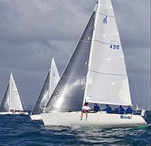 J/105 sailboat- sailing San Diego, CA