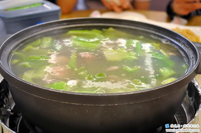 花壇公雞餐廳刈菜干貝雞湯