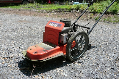 Mower Options for Slopes and Edge of Pond  | Questions