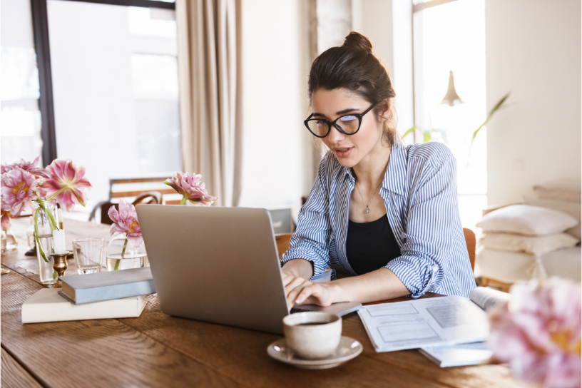 4 Easy Tips To Improve Work Productivity While Working From Home