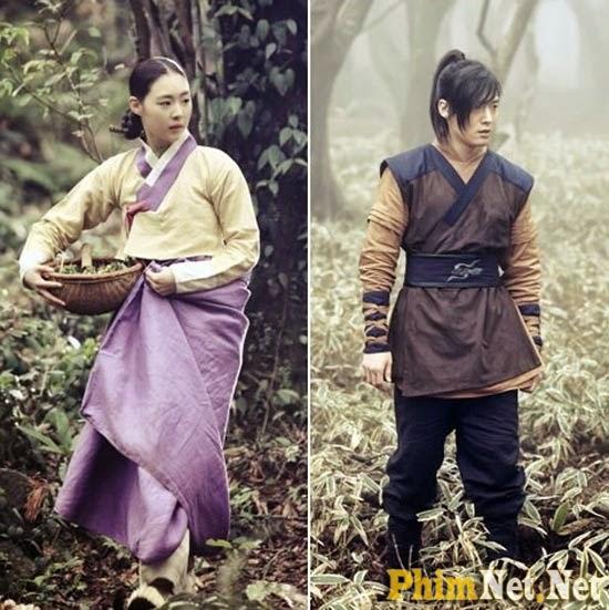 Lộ ảnh mỹ nam mỹ nữ Hàn trong phim cổ trang sắp lên sóng